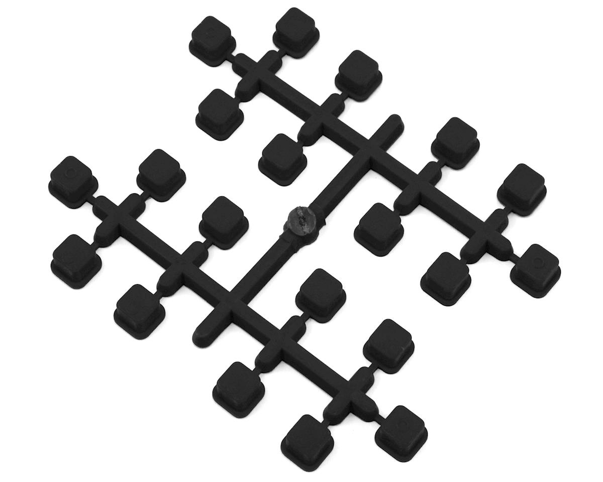 Agama Suspension Bushing Set (Black/Soft) (20)