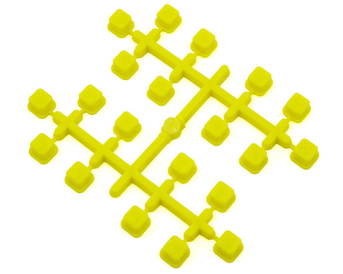 Agama Suspension Bushing Set (Yellow/Soft) (20)
