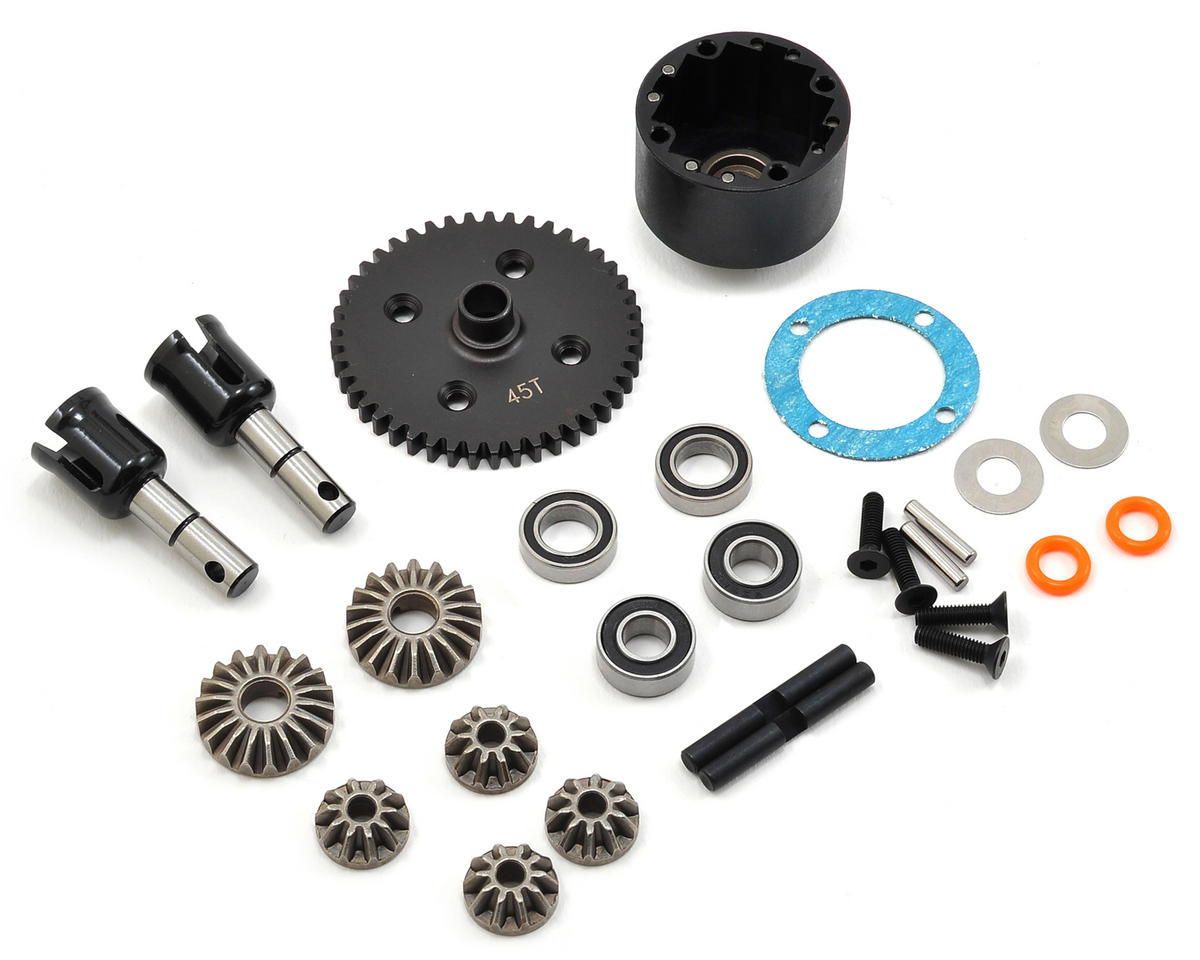 Center Differential Set by Agama Racing