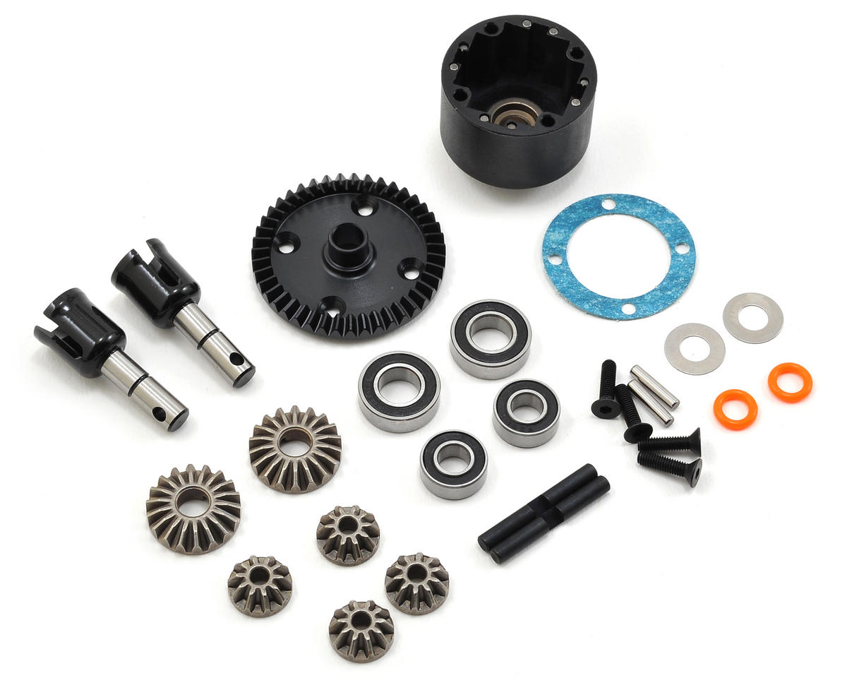 Agama Racing Rear Differential Set