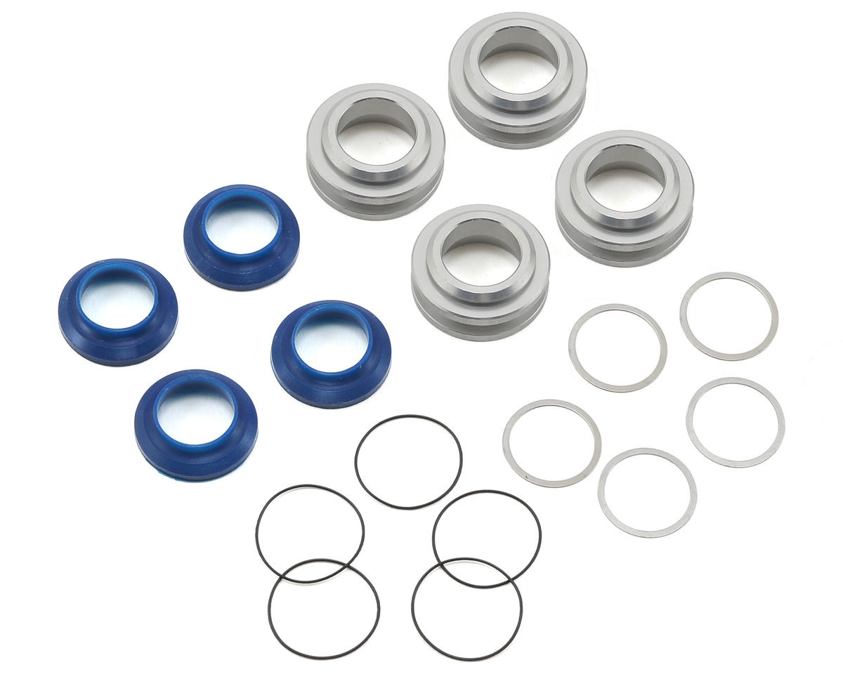Agama Racing Aluminum Double Ball Bearing System