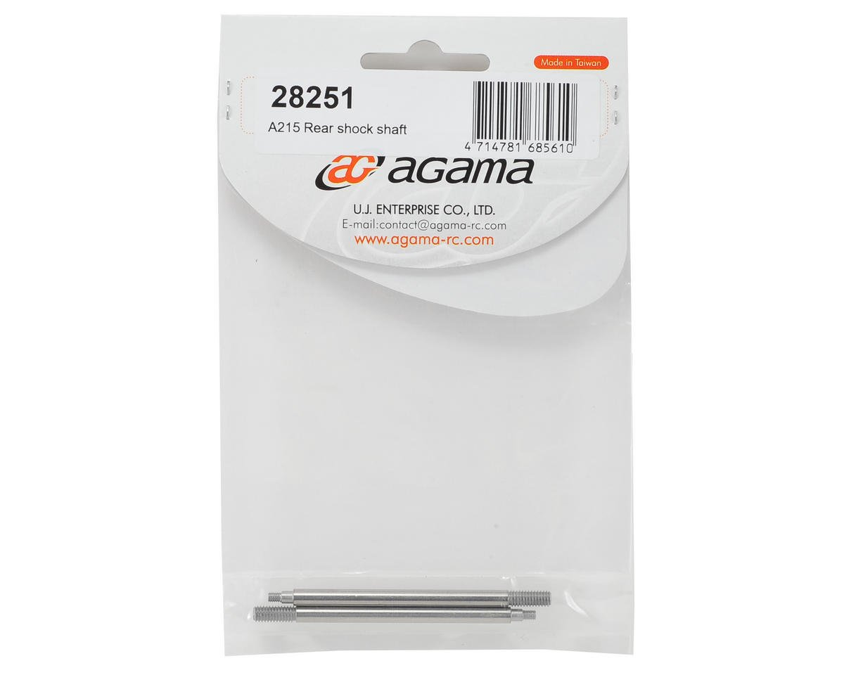 Agama Racing Rear Shock Shaft (2)