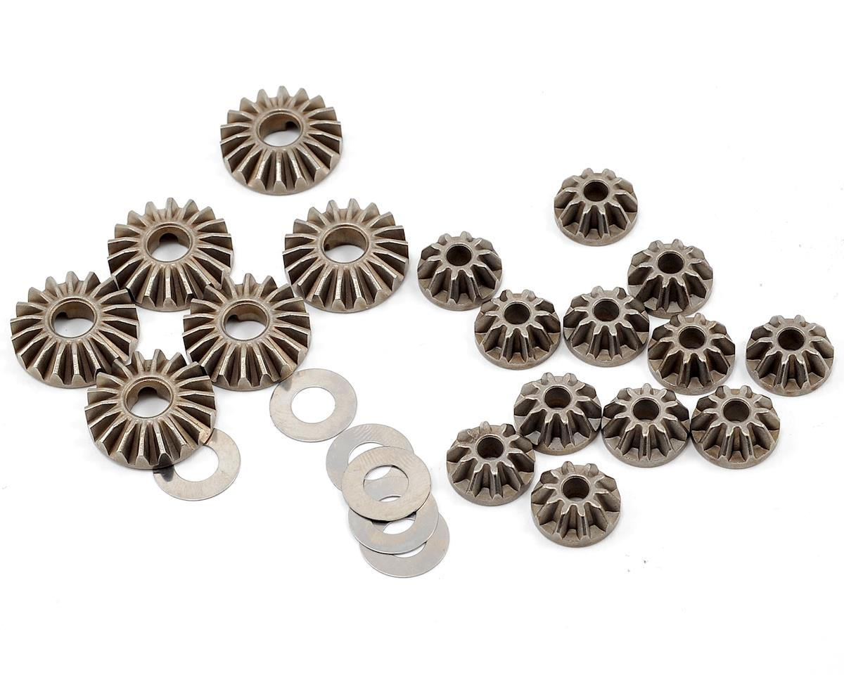 Agama Racing Differential Gear Set (10T/18T) (USA Edition)
