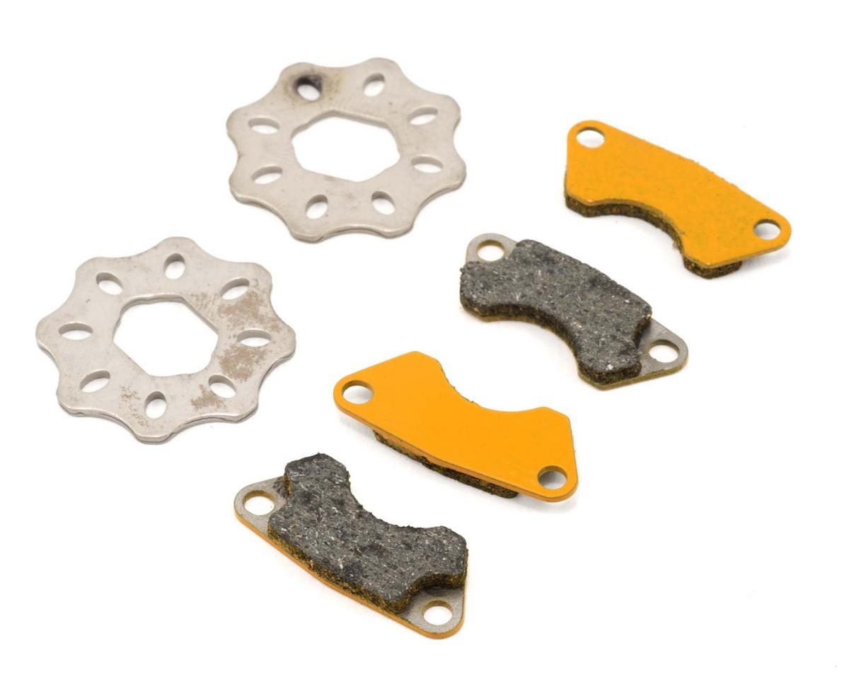 Agama Racing Steel Brake System Set