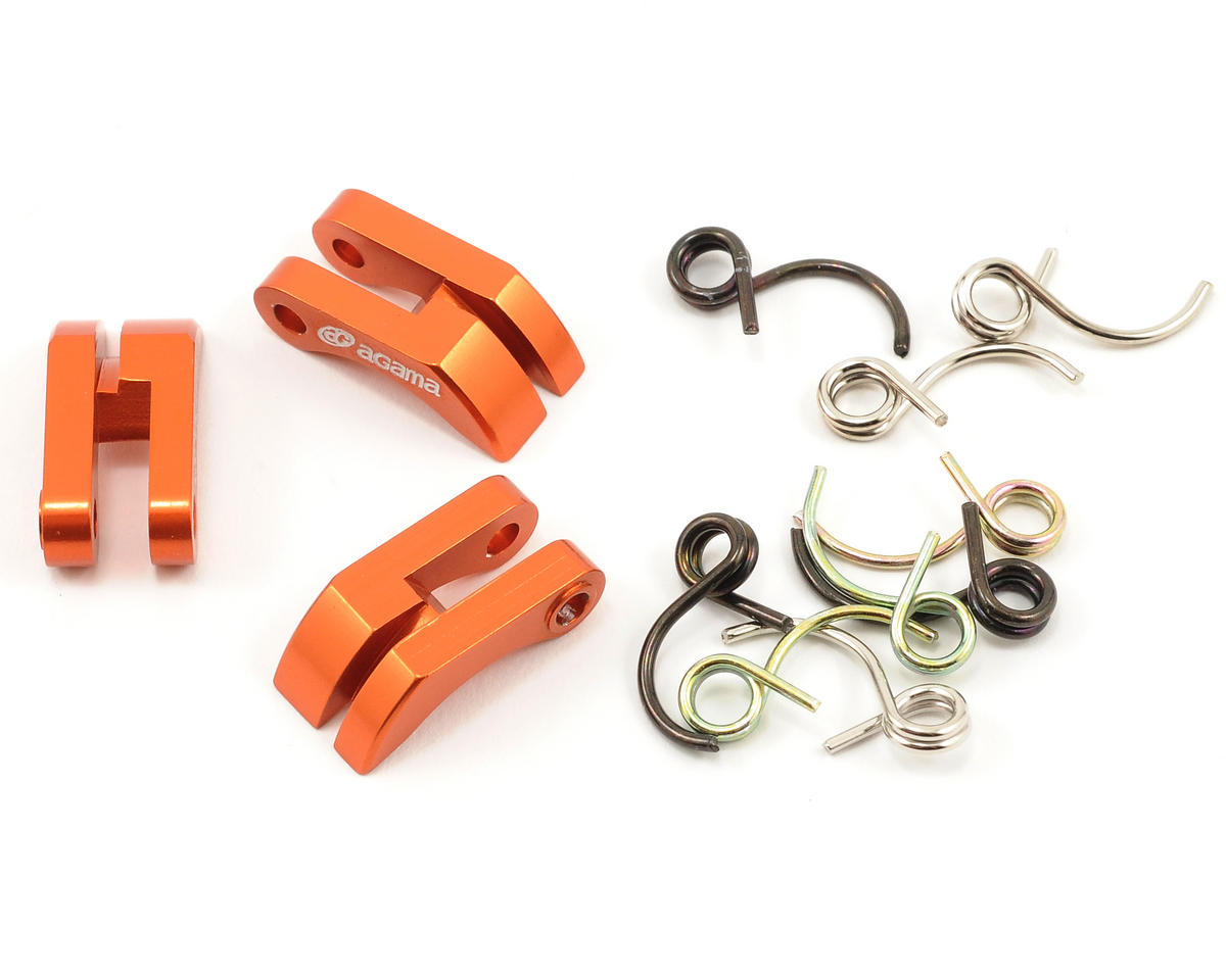 Clutch Shoe/Spring Set by Agama Racing