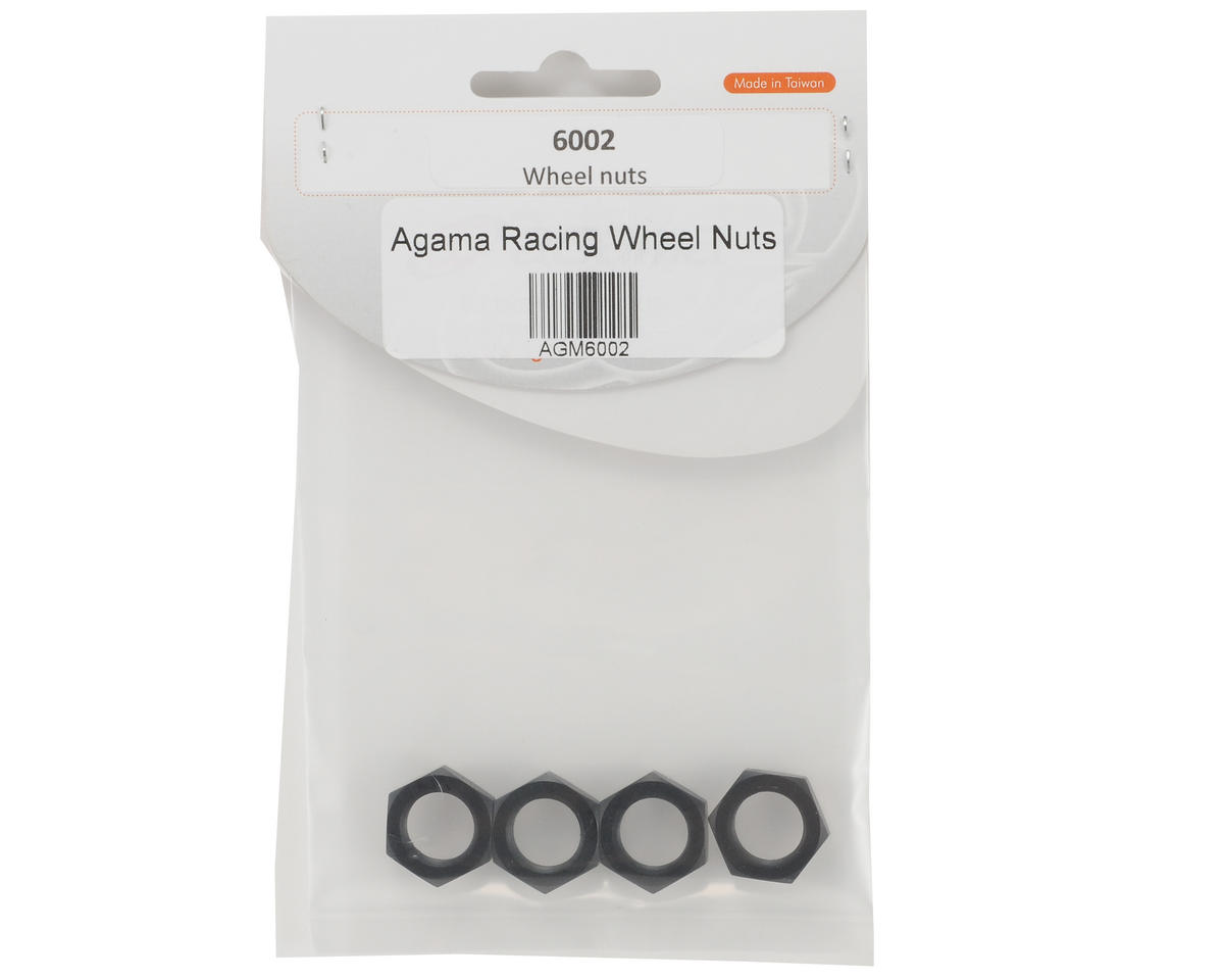 Agama Racing Wheel Nut Set (4)