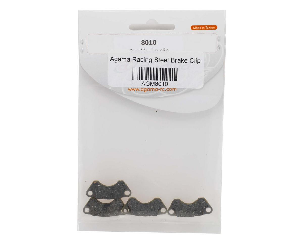 Agama Racing Steel Brake Pad Set