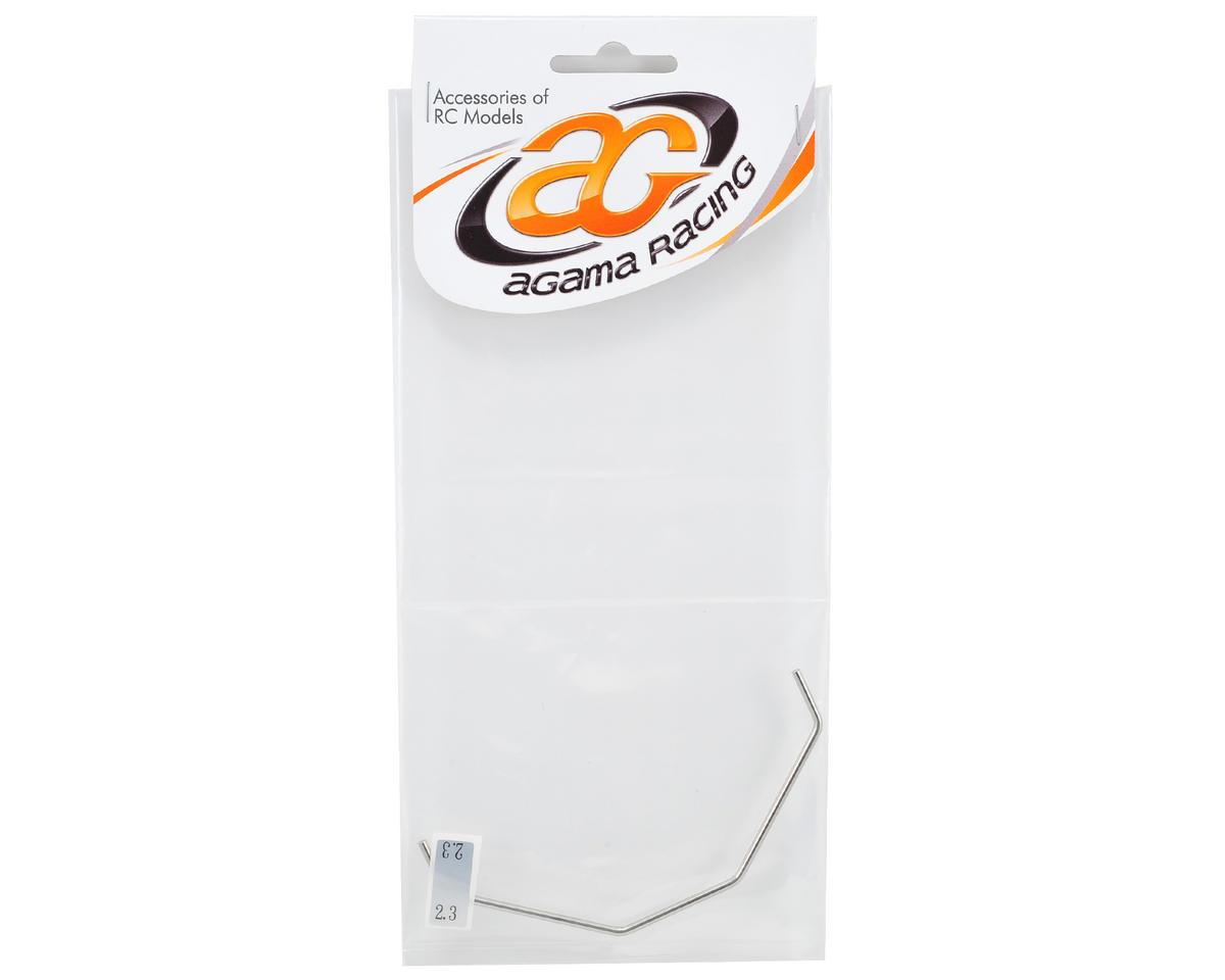Agama Racing 2.3mm Angle Front Roll Bar (USA Edition)