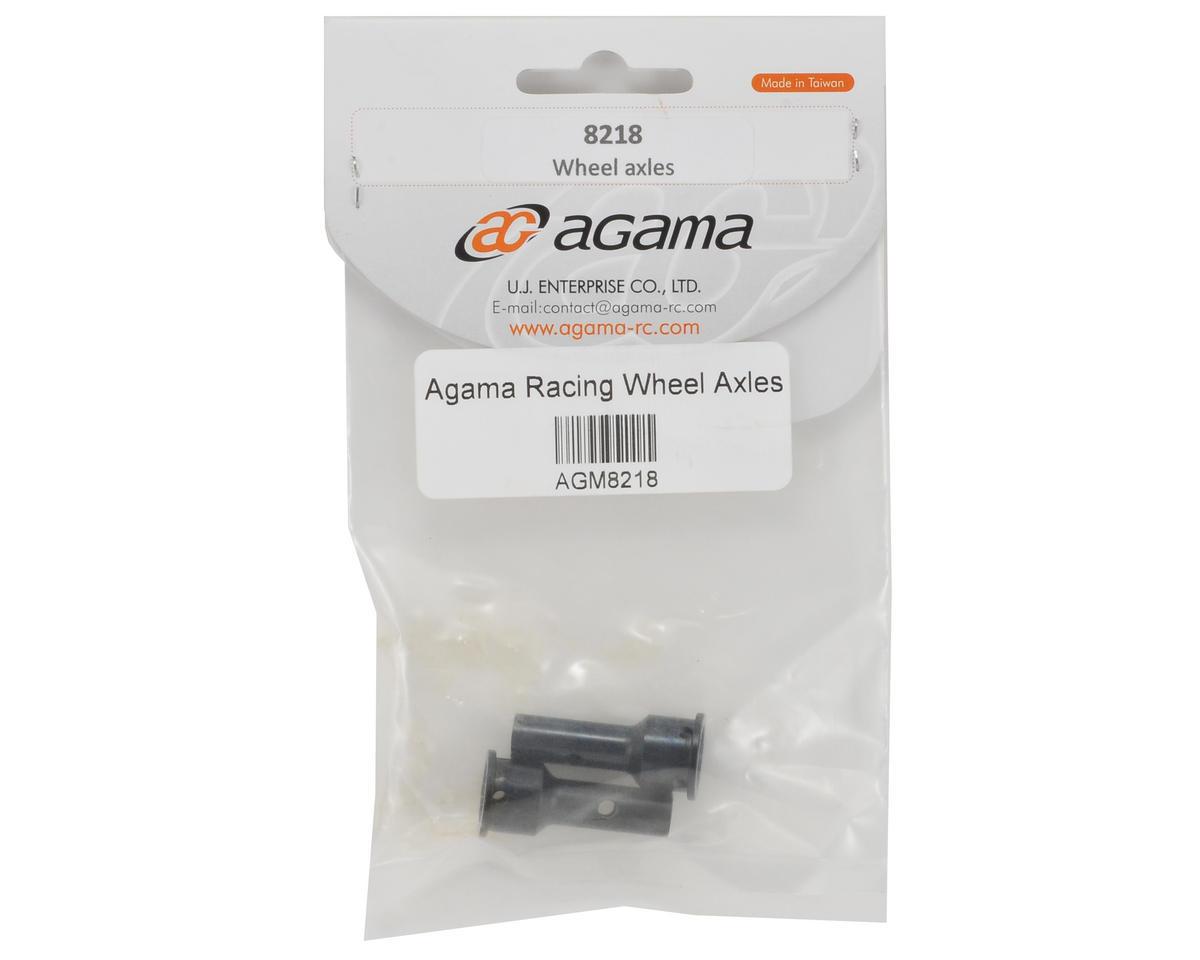 Agama Racing Wheel Axle Set (2)
