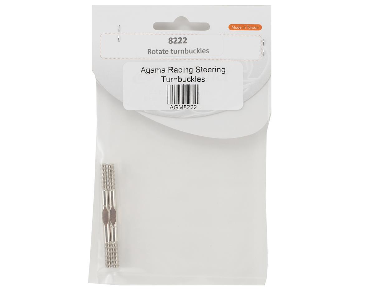 Agama Steering Turnbuckle Set (2)