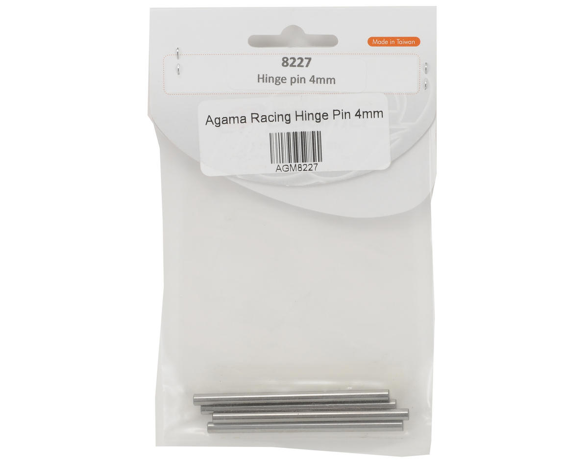 Agama 4mm Hinge Pin Set (4)