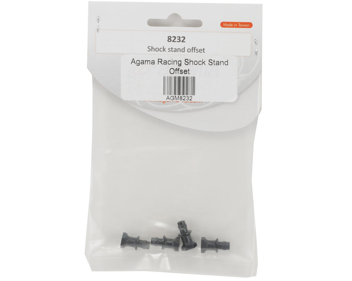 Agama Racing Shock Standoff Set (4)