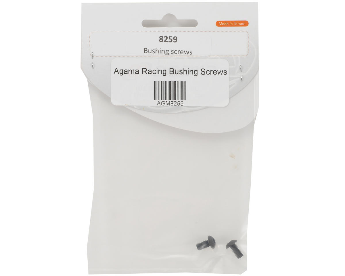 Agama Racing Bushing Screw Set (2)