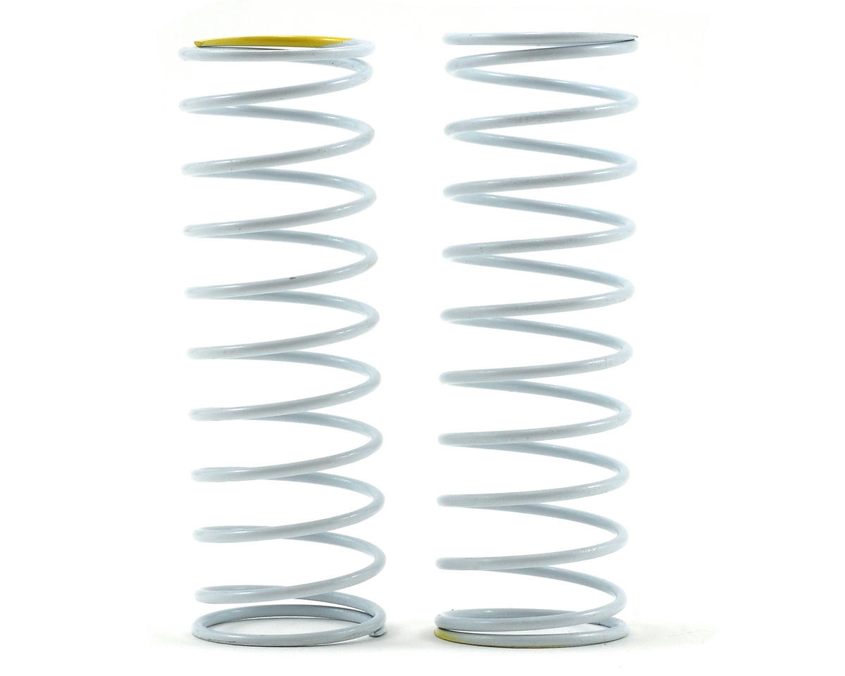 Agama Racing Front Shock Spring Set (Yellow - Soft)