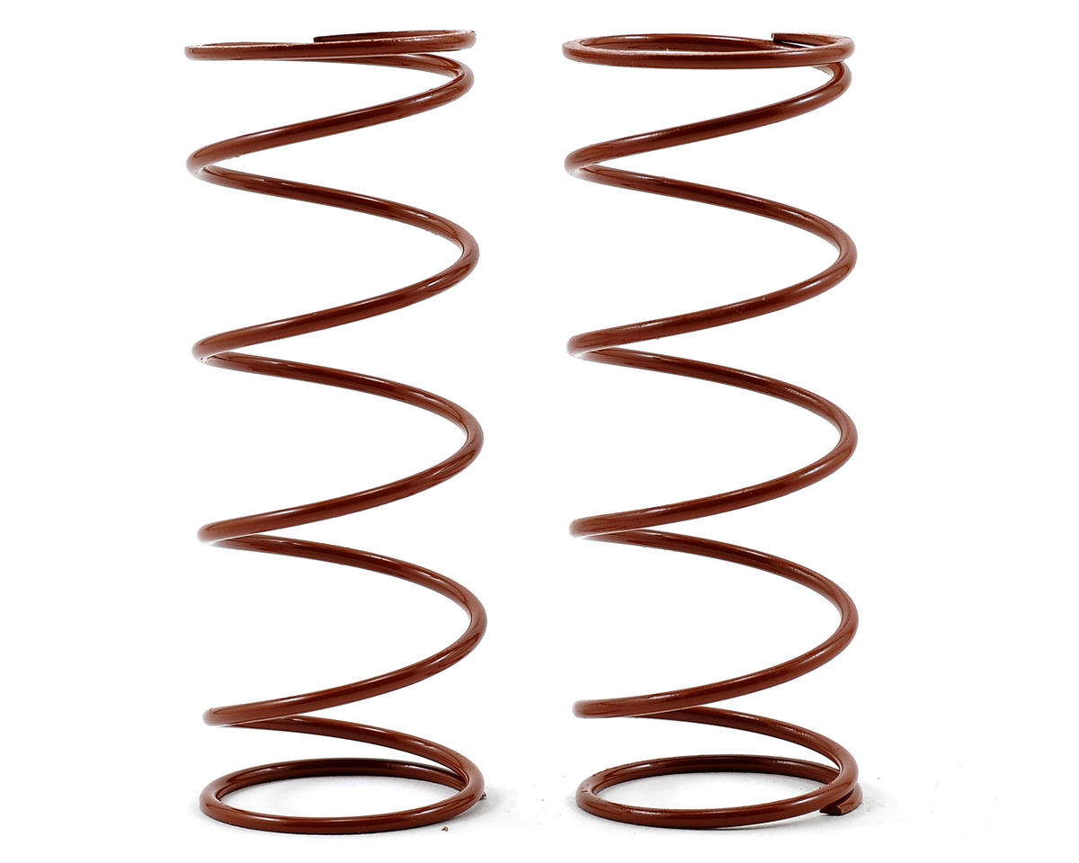 Agama Front Shock Spring (Brown/Medium) (2) (USA Edition)
