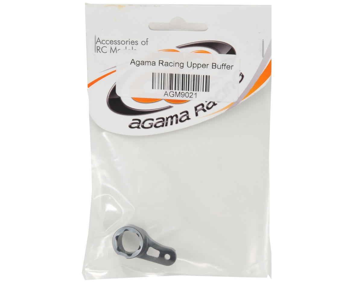 Agama Racing Aluminum Upper Servo Saver Buffer
