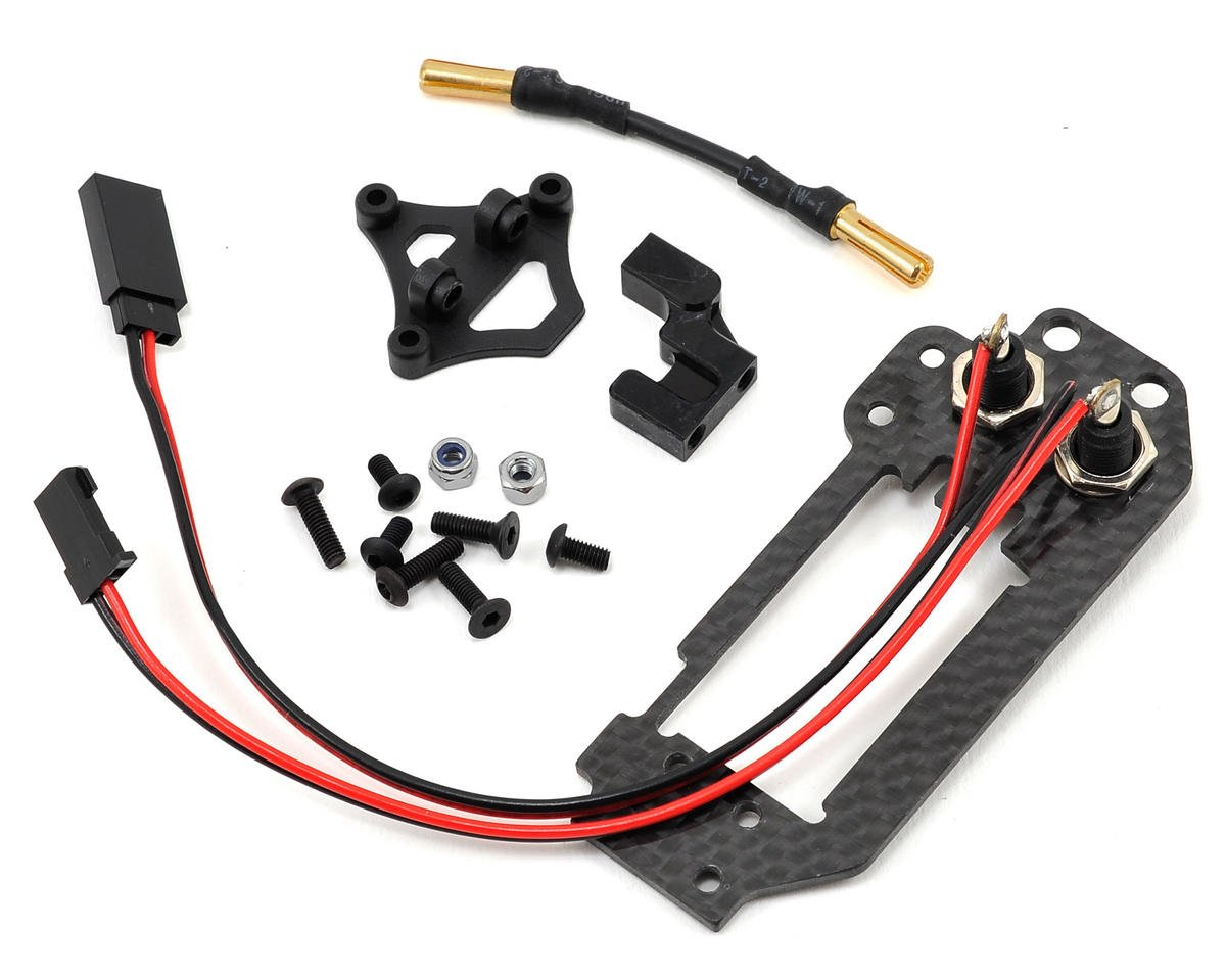 Agama Racing Carbon Fiber Integrated Switch System