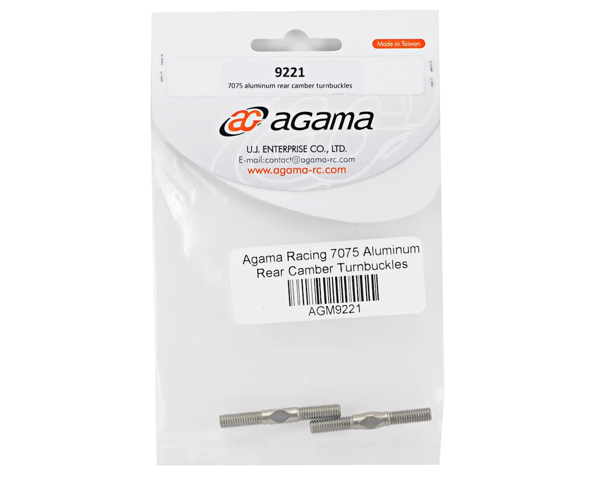 Agama Racing Aluminum Rear Camber Turnbuckle Set (2)