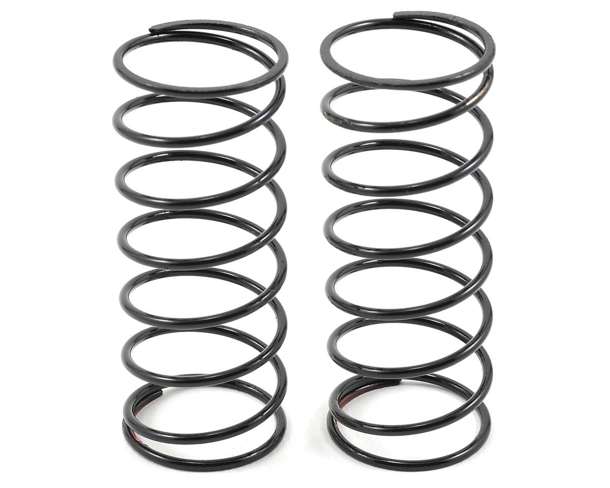 Agama Racing Front Shock Spring Set (Red Dot - Hard)