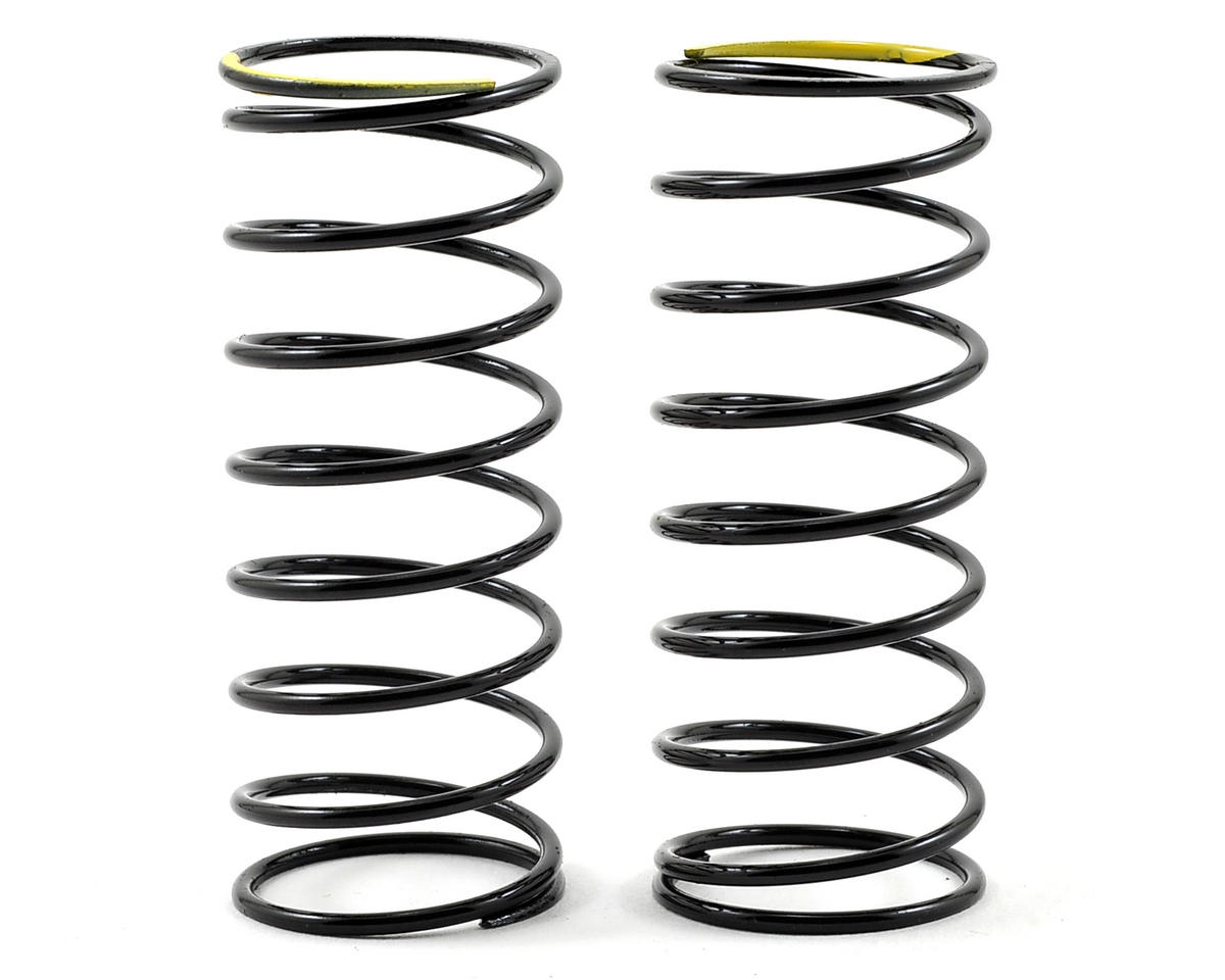 Agama Racing Front Shock Spring Set (Yellow Dot - Soft)