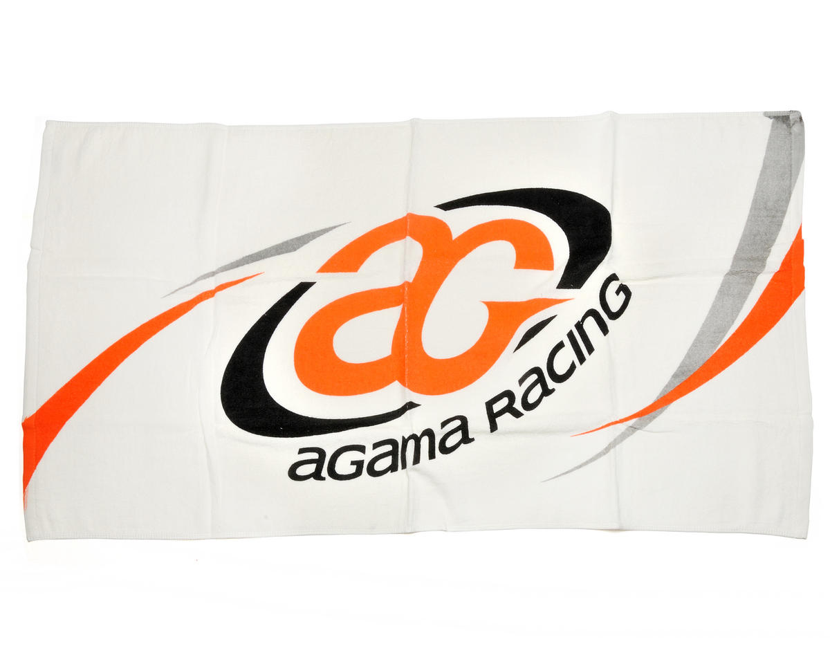 Agama Racing Pit Towel (117x74cm)