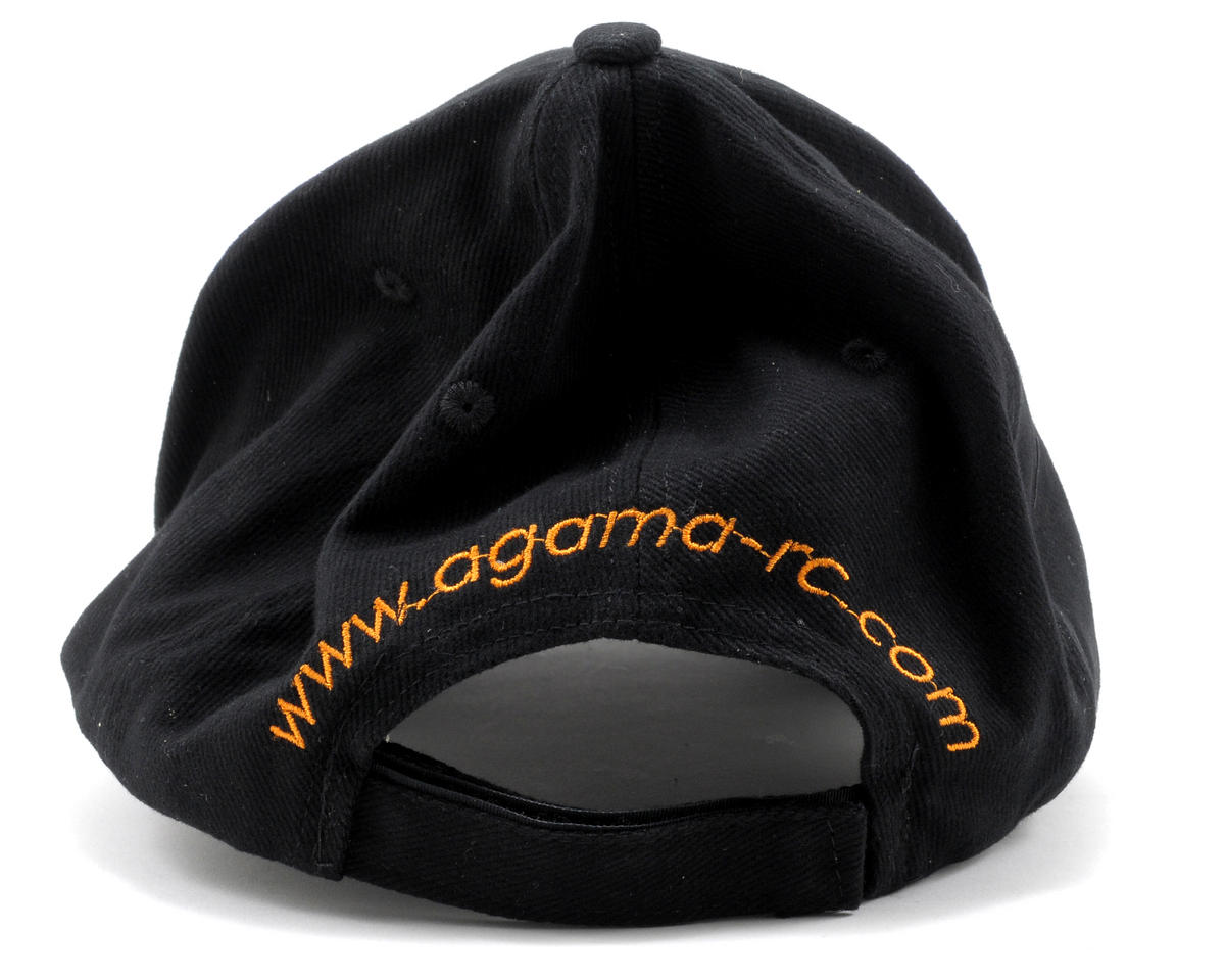 Agama Racing Agama Cap (Black)