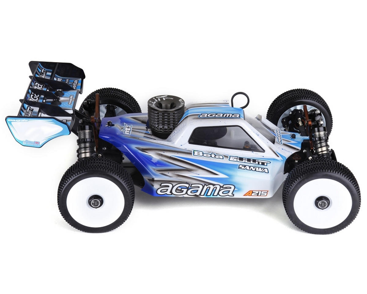 Agama Racing A215 1/8 4WD Competition Off-Road Nitro Buggy Kit