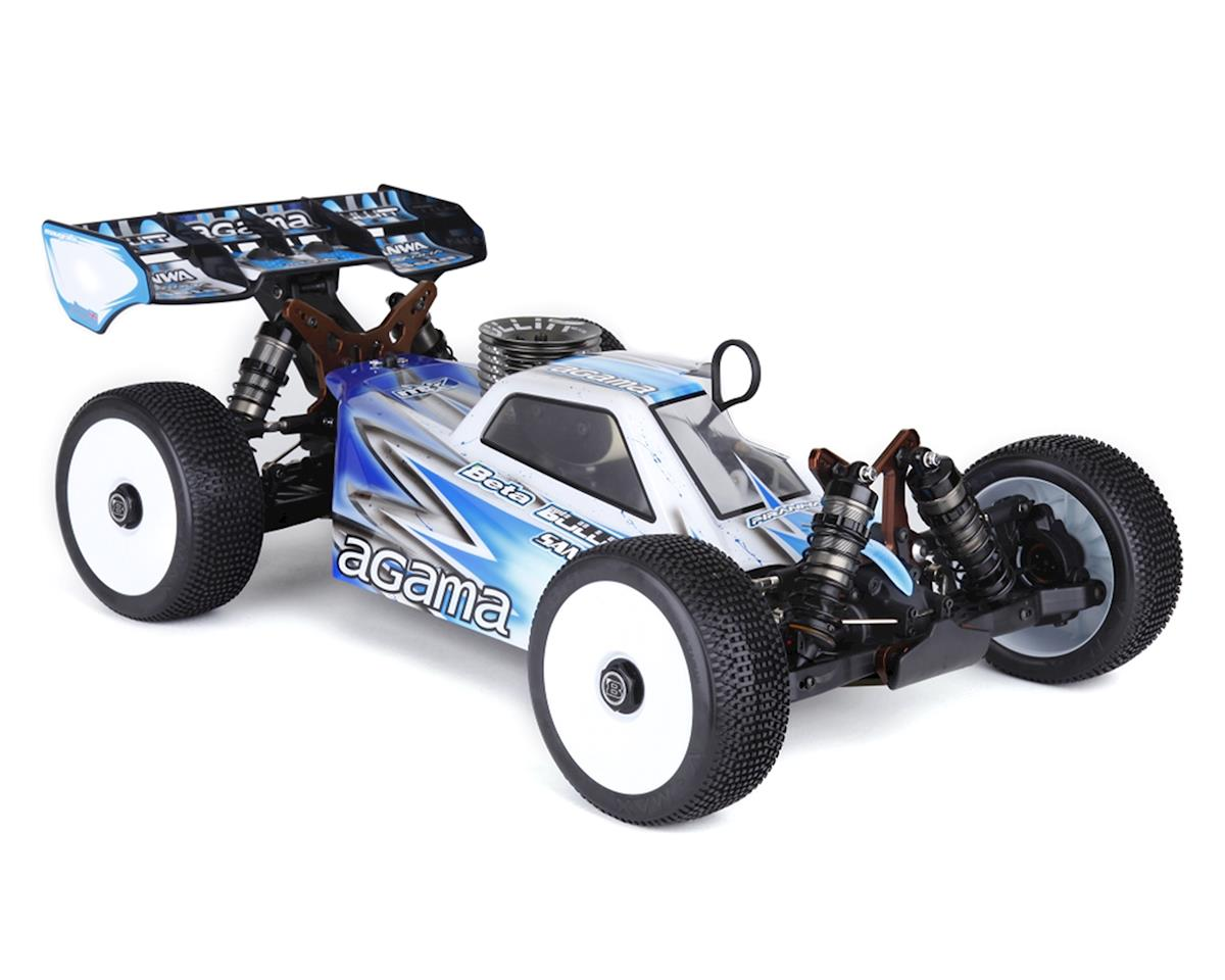 A215 SV 1/8 4WD Off-Road Nitro Buggy Kit by Agama