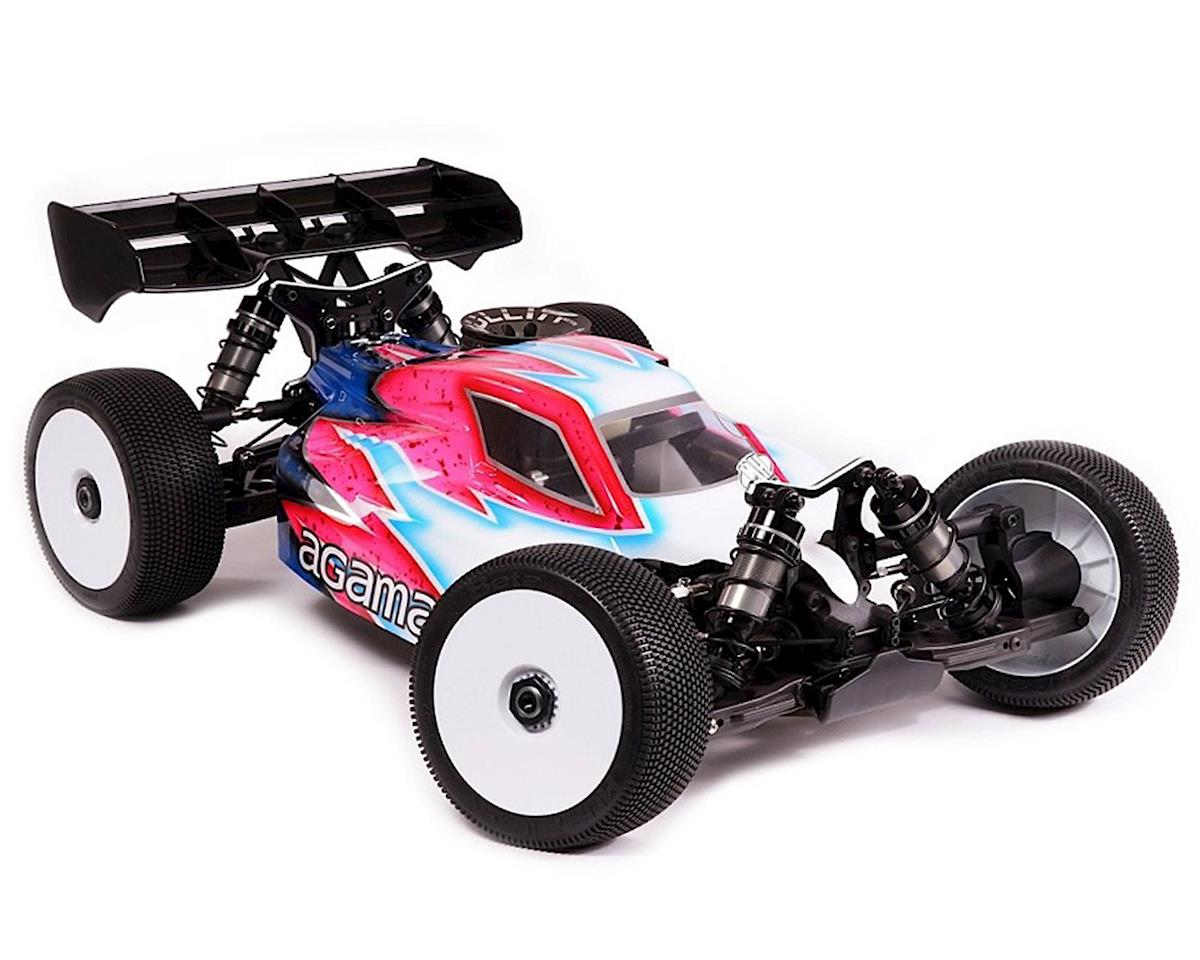 Agama A319 1/8 4WD Off-Road Nitro Buggy Kit