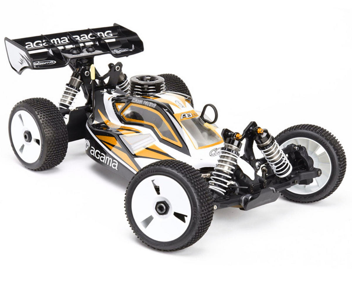 Agama Racing A8 EVO FR Cup 1/8 4WD Competition Off-Road Buggy Kit
