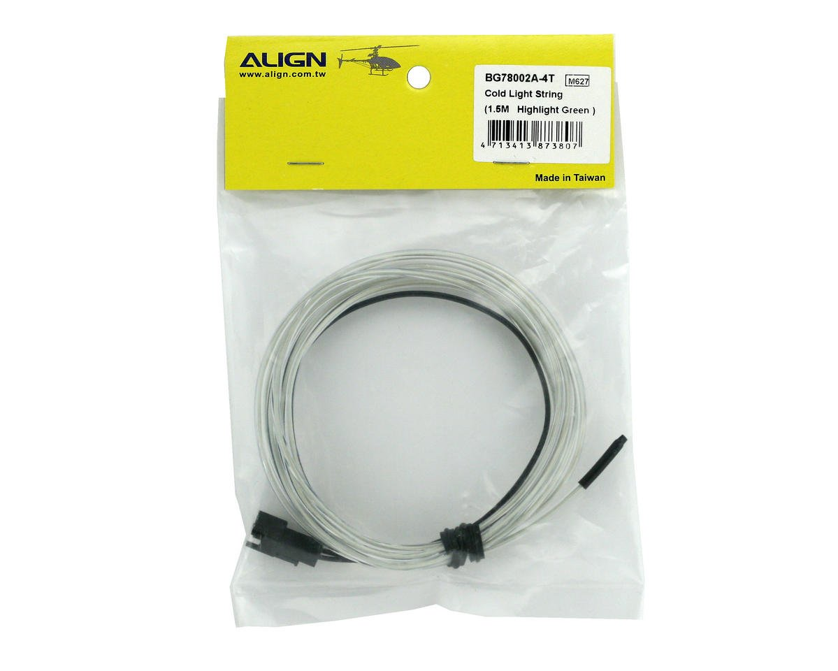Align Cold Light String (1.5M) (Highlight Green)