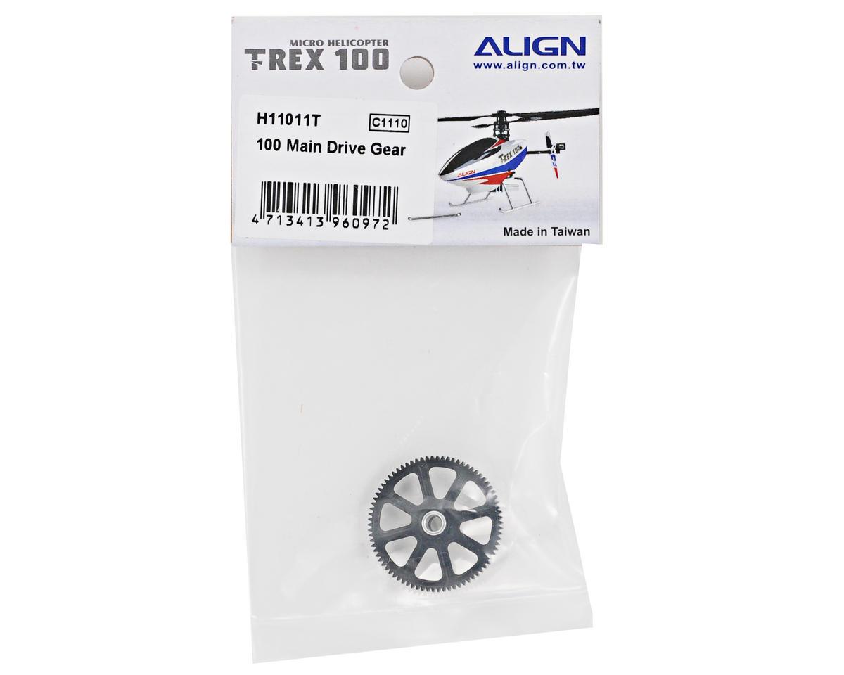 Align 100 Main Drive Gear