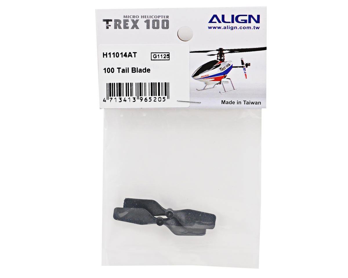 Align 100 Tail Blade Set (2)