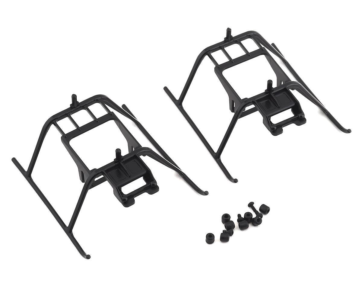 Align 150 Landing Skid Set (Black) (2)