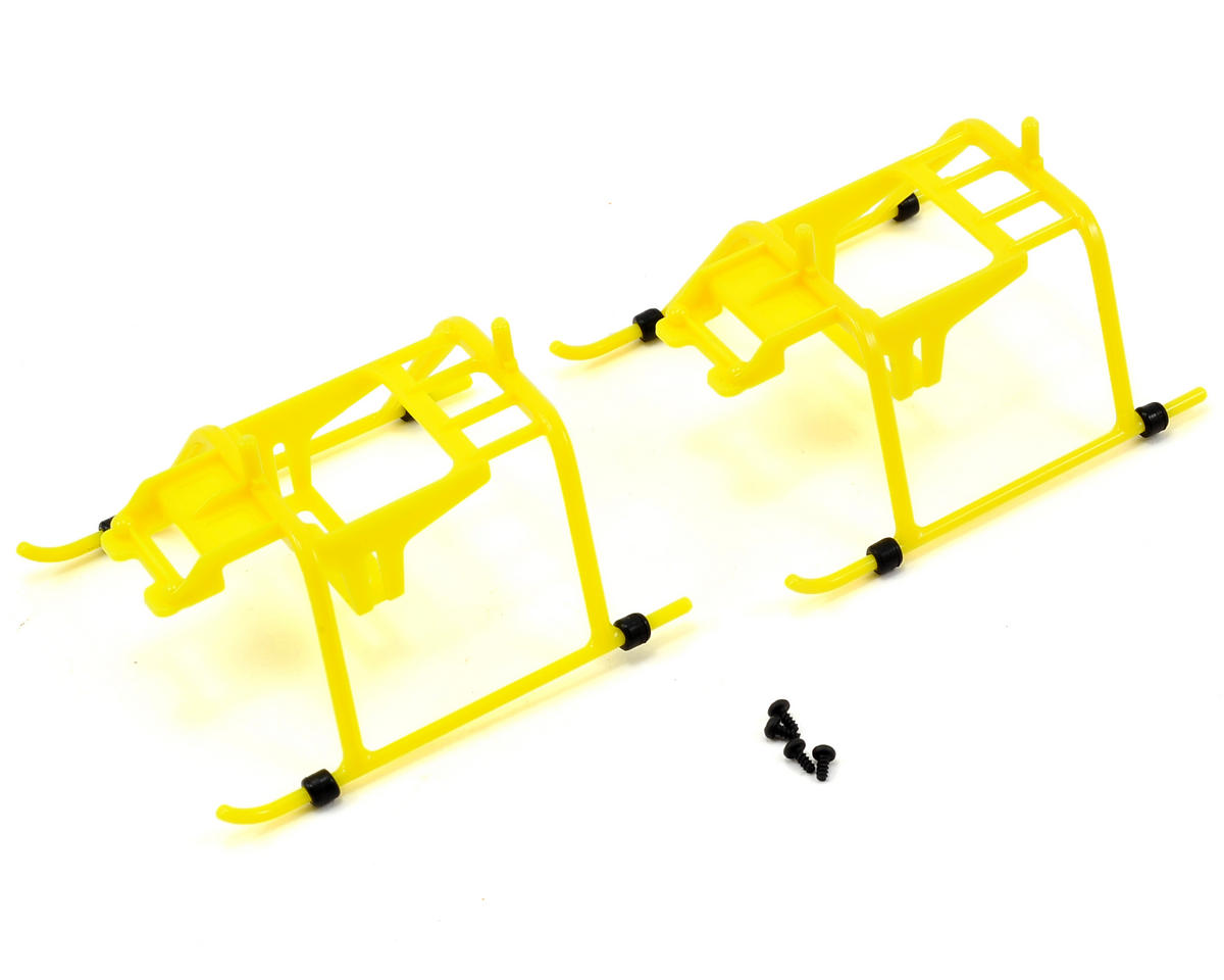 150 Landing Skid Set (Yellow) (2) by Align