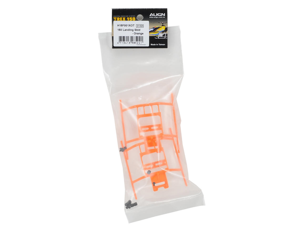 Image 2 for Align 150 Landing Skid Set (Orange) (2)