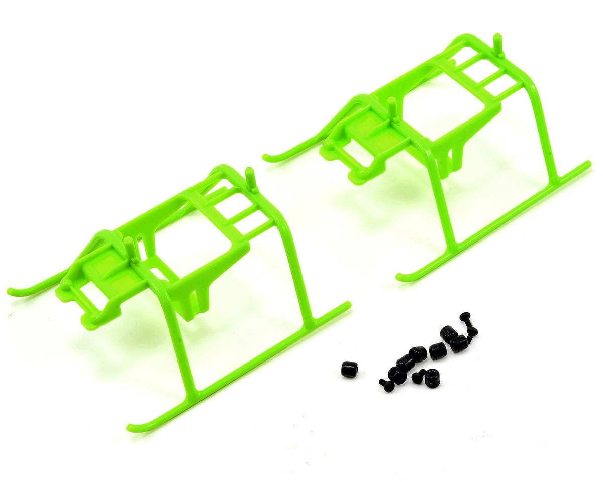 Align 150 Landing Skid Set (Green) (2)