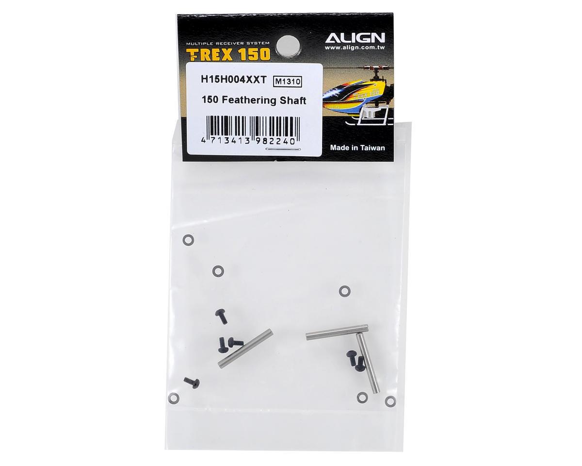 Align 150 Feathering Shaft Set