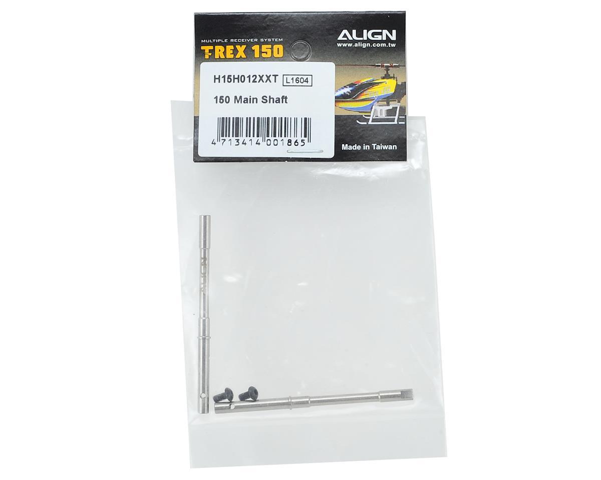 Align Main Shaft Set (150X)