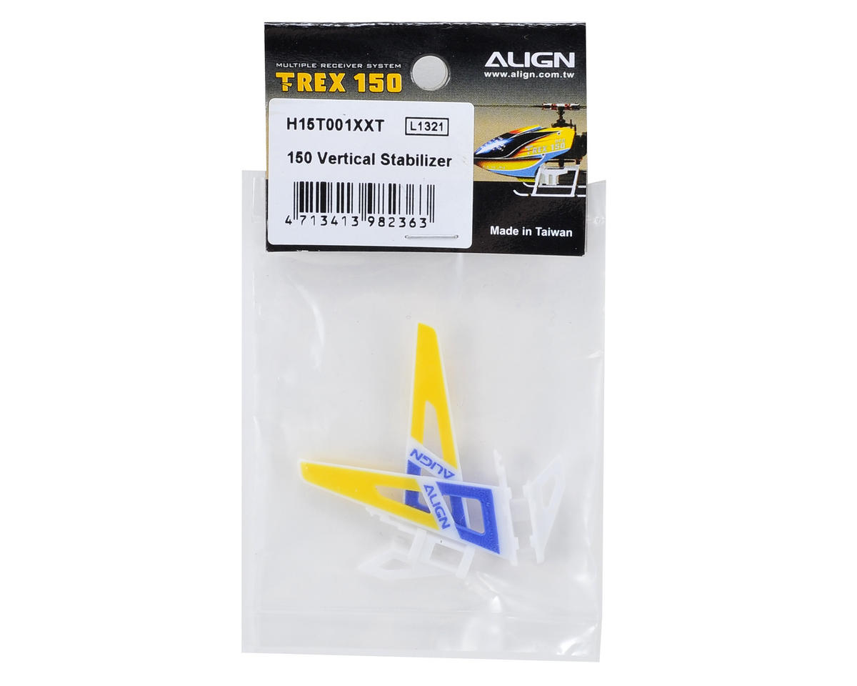 150 Vertical Stabilizer Set by Align
