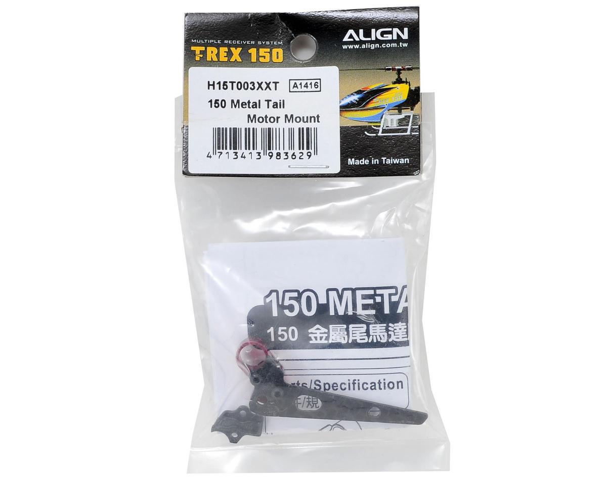 Align 150 Metal Tail Motor Mount