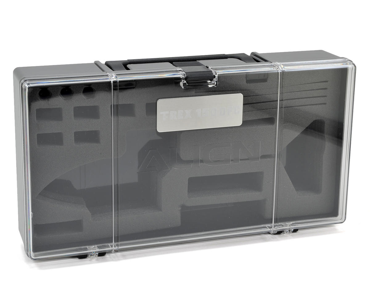 Align 150 Carry Box (Black)