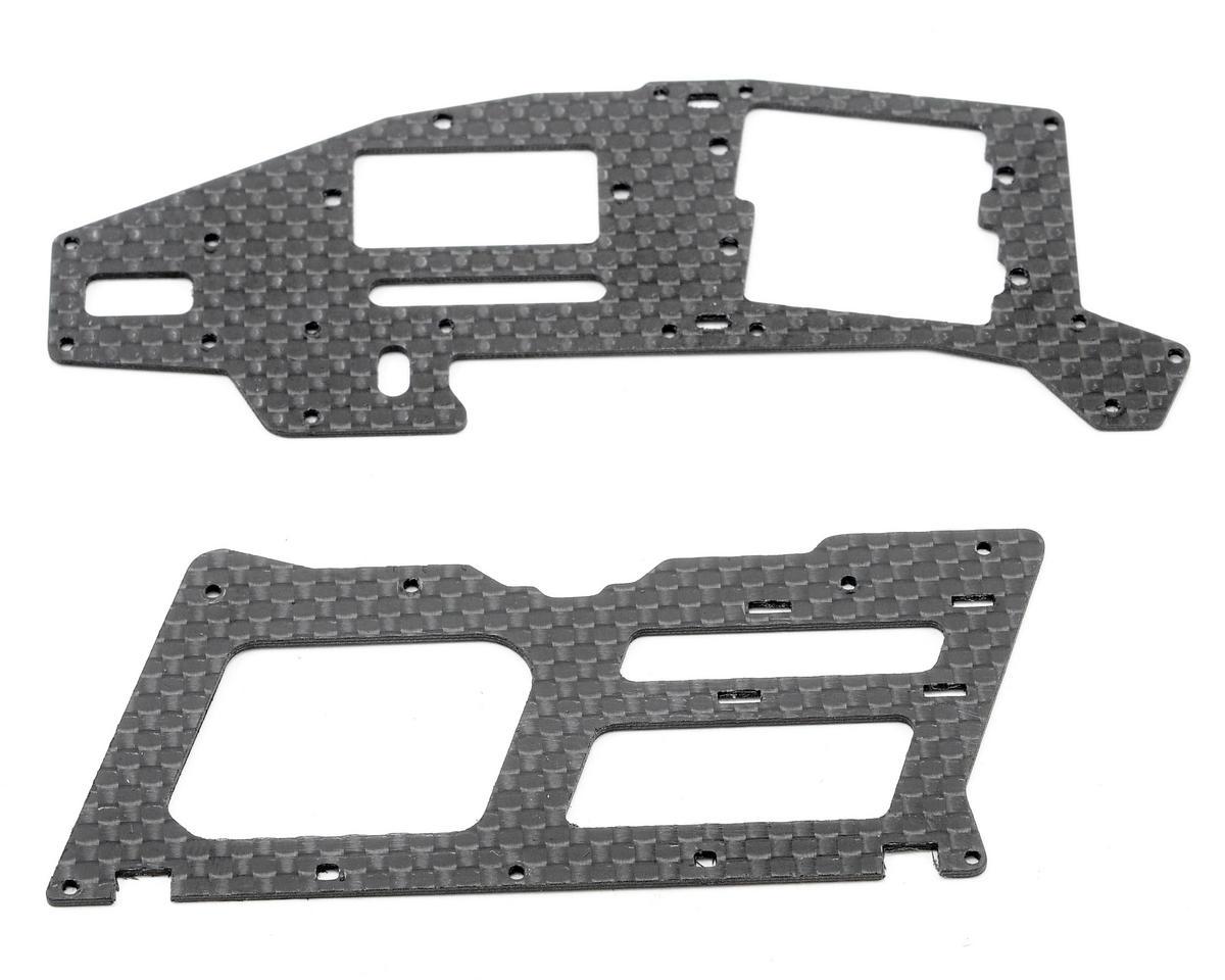 Align 250 1.2mm Carbon Fiber Main Frame Set (2)