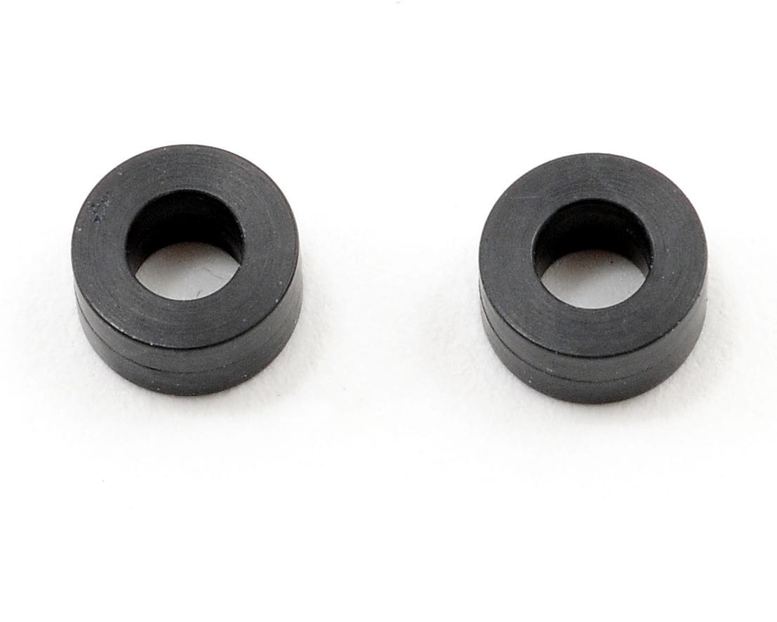Align 75 Durometer Rubber Damper (Black) (2) AGNH25038A