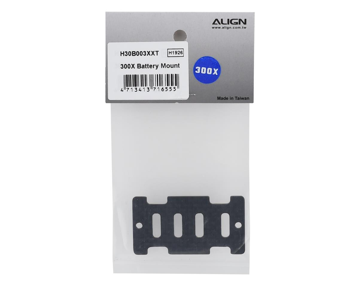 Align Carbon Fiber Battery Mount