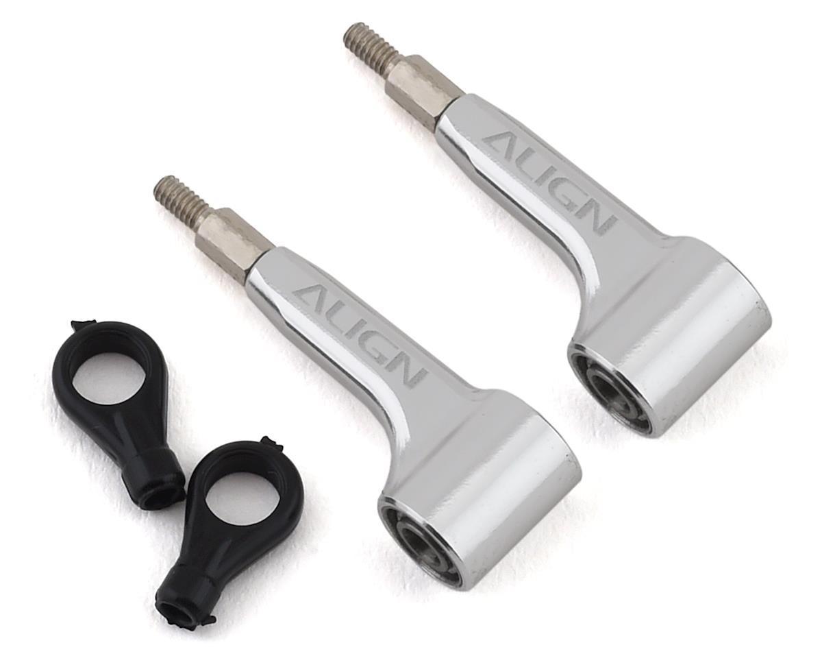 Align Main Rotor Grip Arm Control Link Set (2)