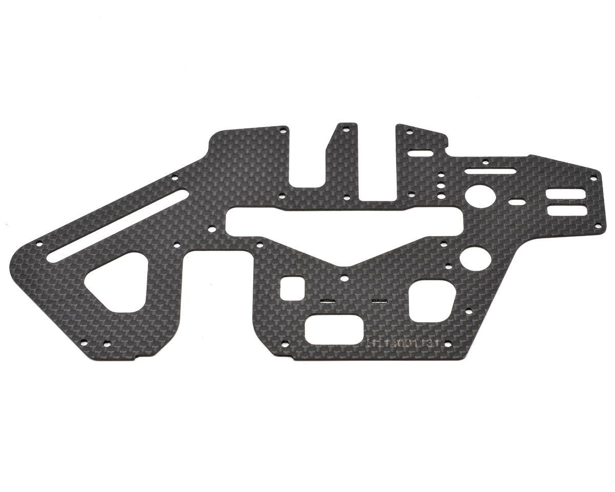 Align T-Rex 450 Pro V2 1.2mm Carbon Fiber Main Frame