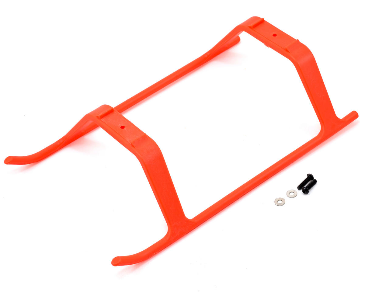 450 Pro Landing Skid (Fluorescent Orange) by Align