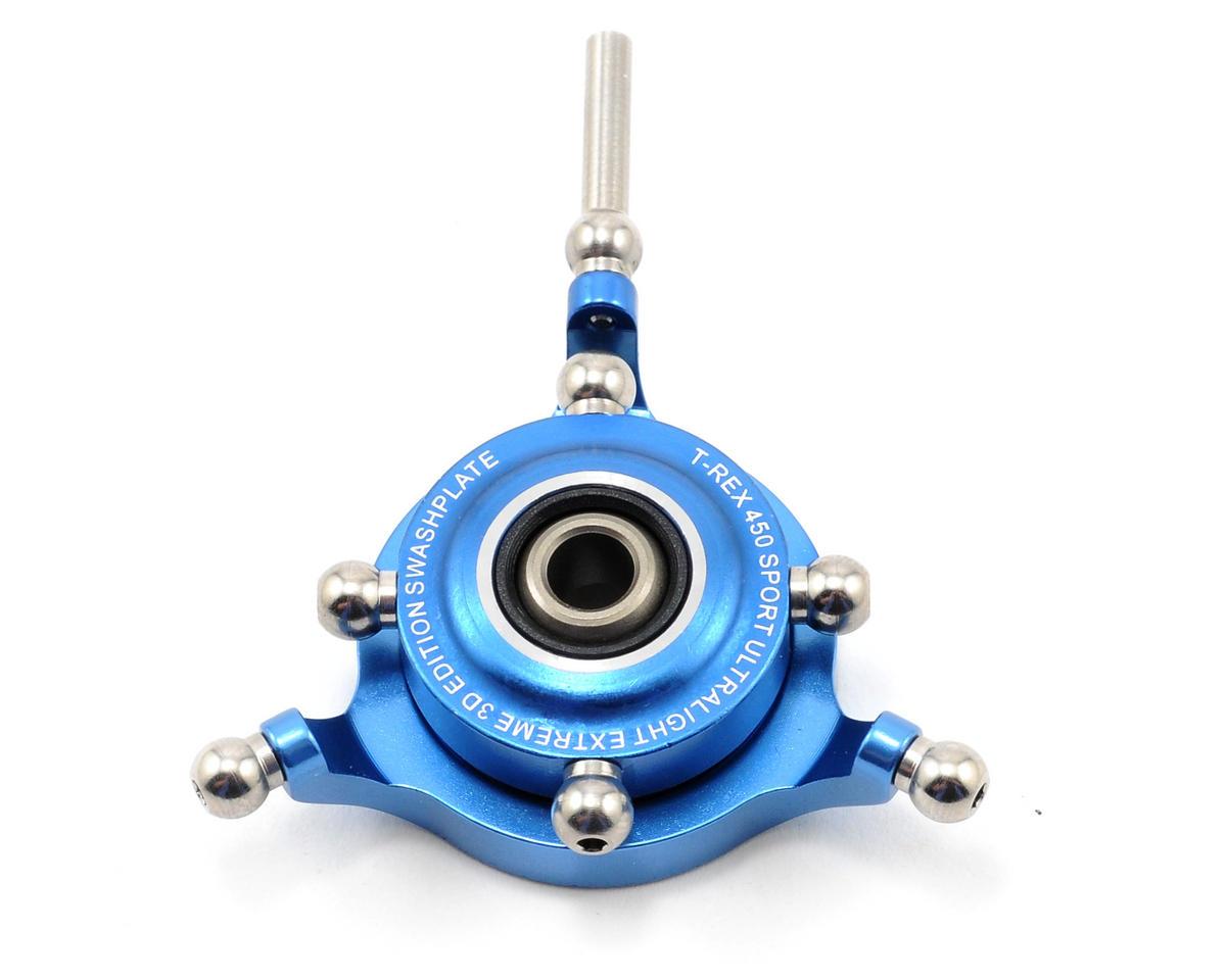 Align CCPM Metal Swashplate (Blue)