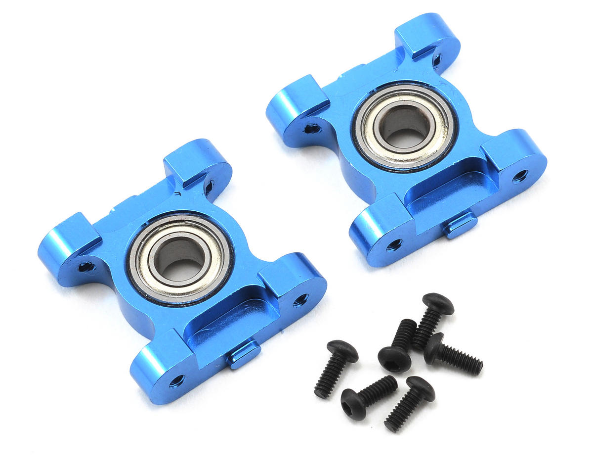 Align Metal Main Shaft Bearing Block (Blue)